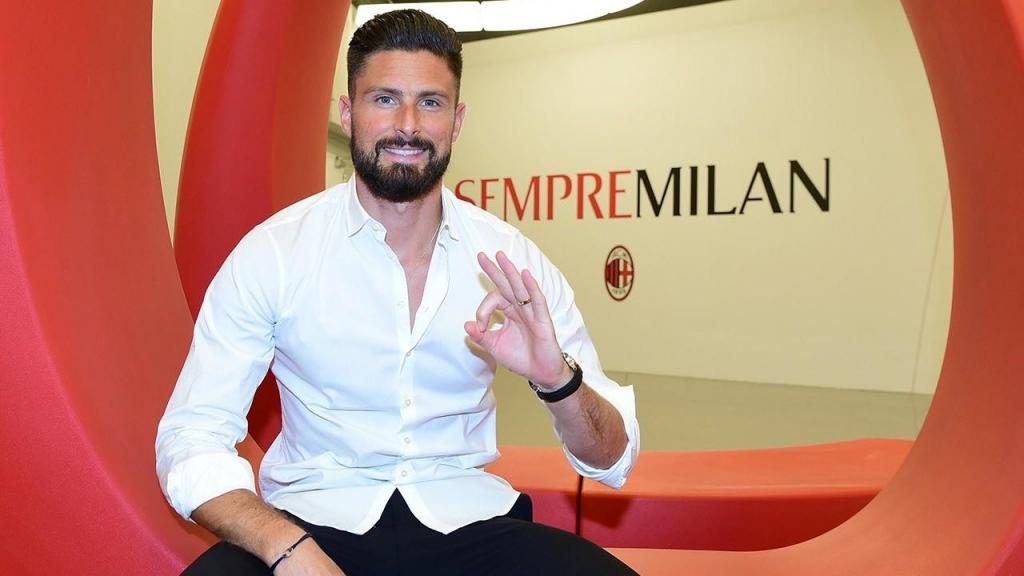 Olivier Giroud (Milan)