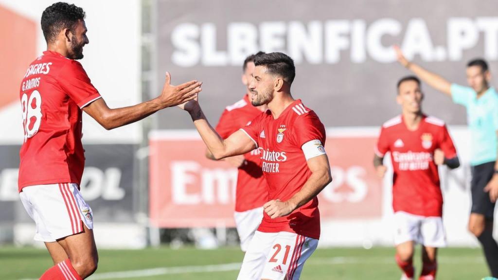 Benfica-Almería (foto: SLB)