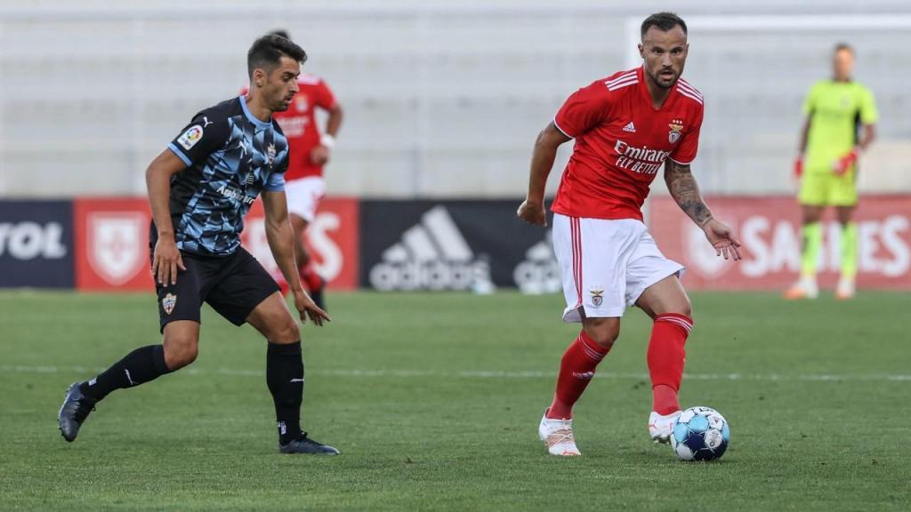 Benfica-Almería (fotos: SLB)