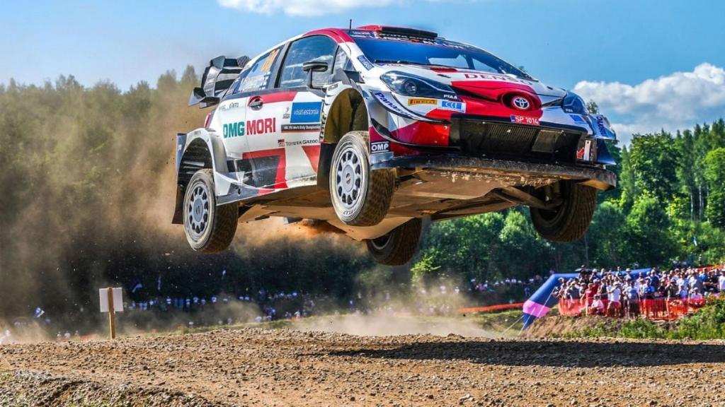 Kalle Rovanpera (Imagem WRC)