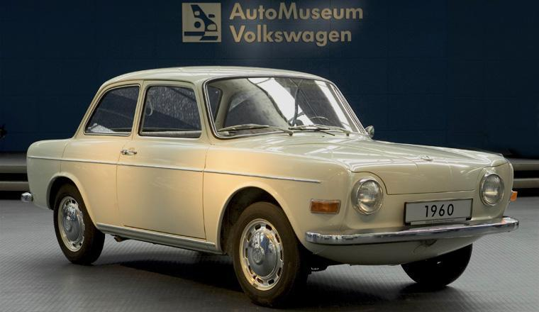 Volkswagen projeto EA97 (1960)