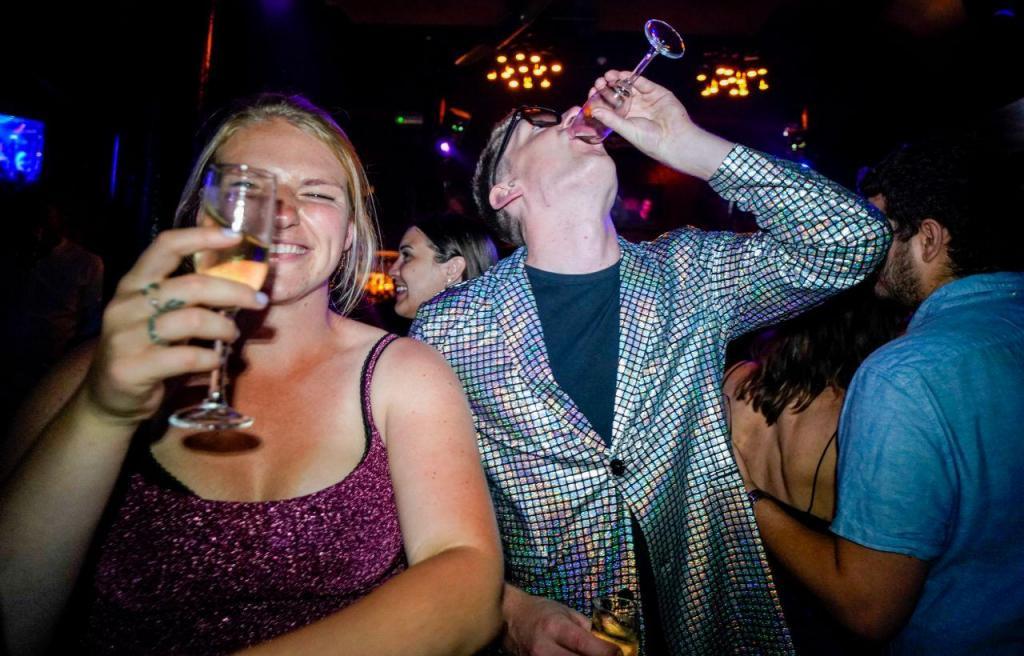 Reabertura das discotecas em Londres