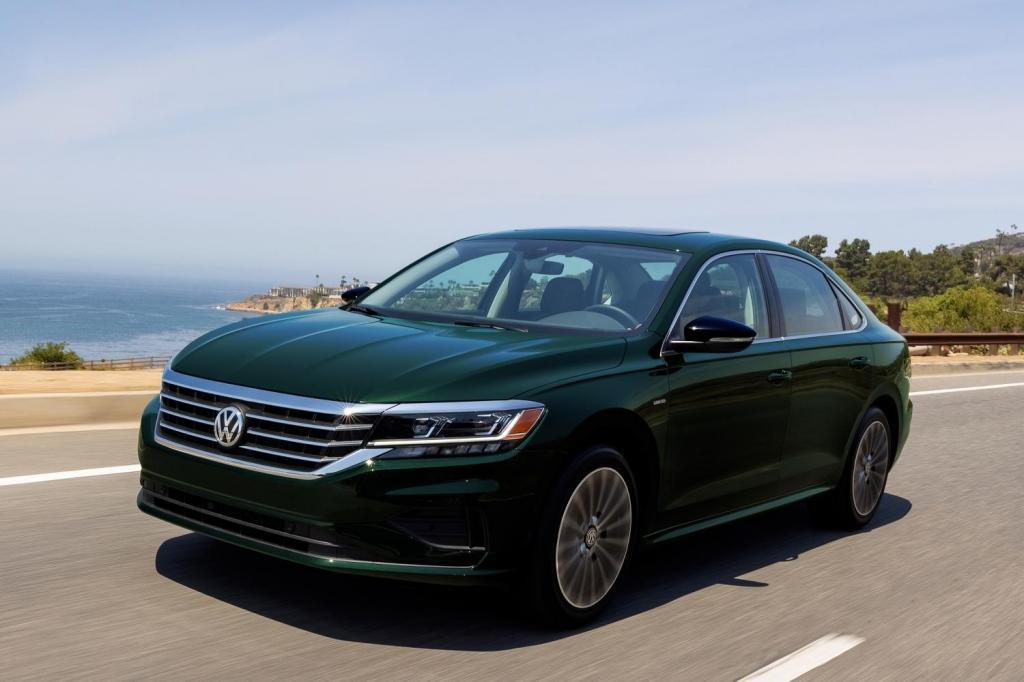 VW Passat Limited Edition EUA (Foto: VW media)