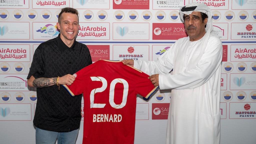 Bernard (Sharjah FC)