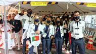 Comitiva portuguesa para a cerimónia de abertura de Tóquio 2020 (COP)