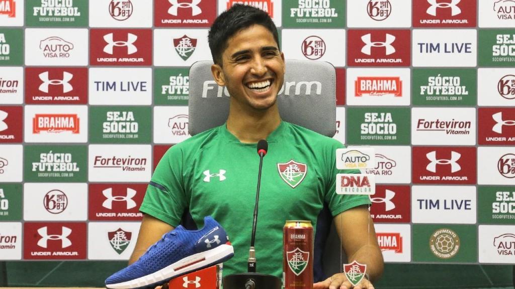 Igor Julião (Foto: Fluminense)