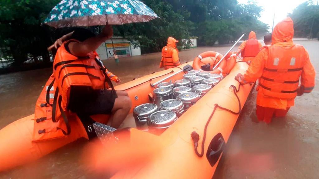 Depois da Europa Central e China, é a Índia a ser afetada por inundações violentas