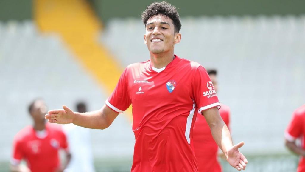 Vítor Carvalho decidiu o Tondela-Gil Vicente da Taça da Liga (Gil Vicente)