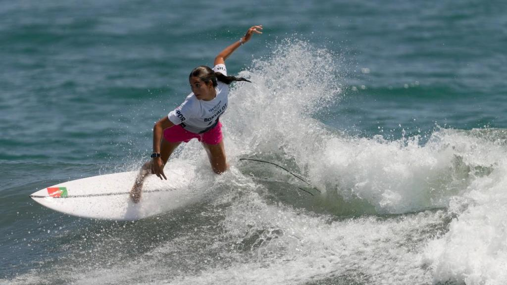Teresa Bonvalot (AP Photo/Francisco Seco)