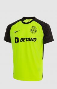 A nova camisola alternativa do Sporting (Fotos: Sporting CP)