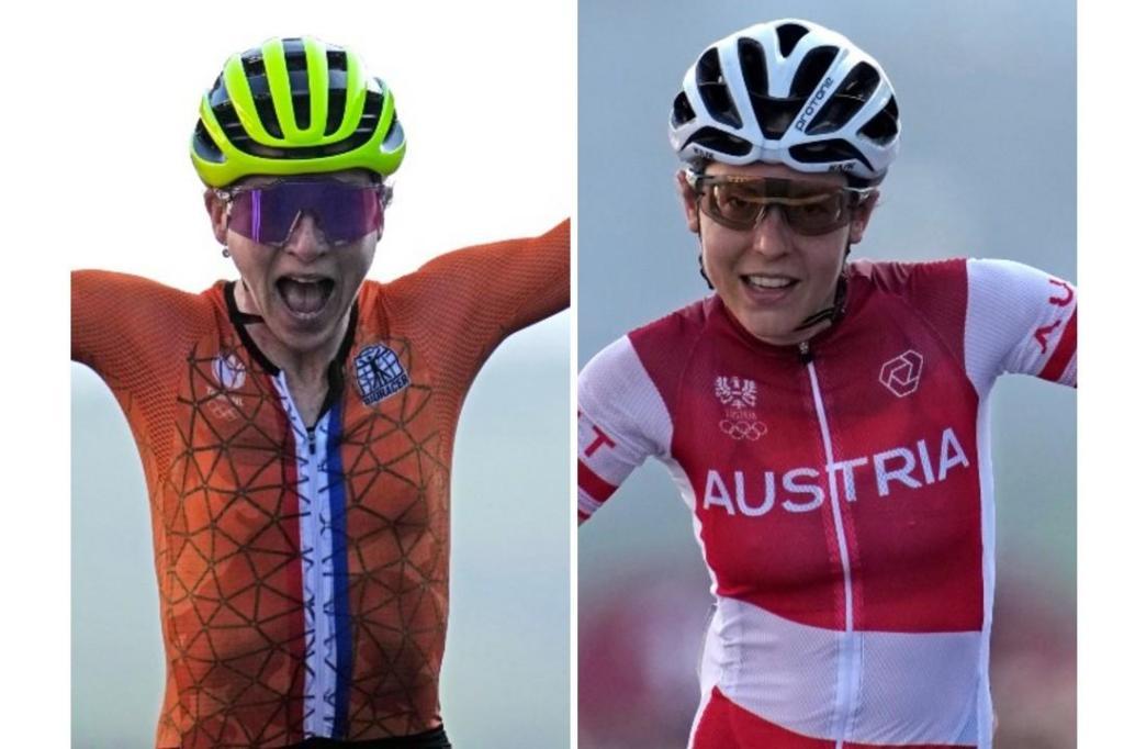 Ciclistas (AP Photo/Cristophe Ena)