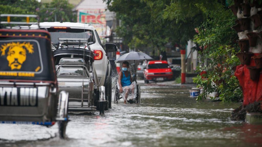 Cheias nas Filipinas