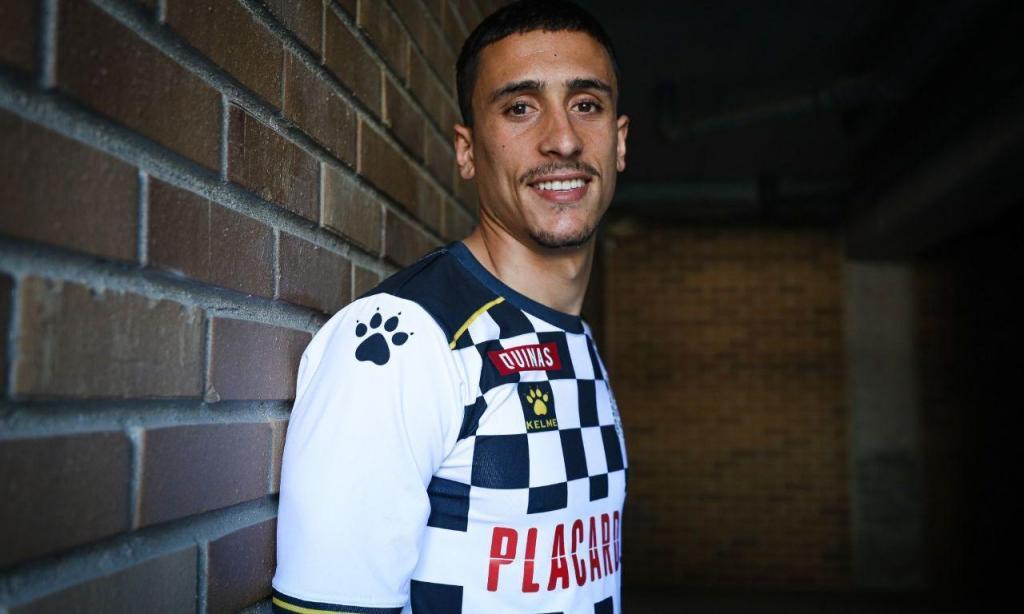 Rodrigo Abascal (Boavista FC)