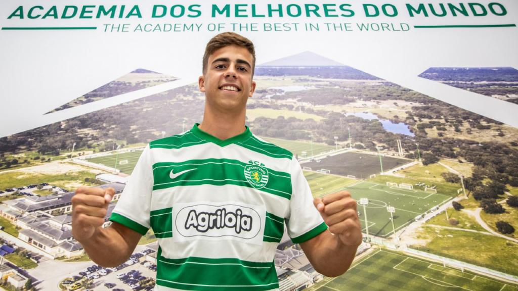 Afonso Moreira (Sporting)