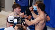 Tom Daley Matty Lee campeões olímpicos Tóquio 2020
