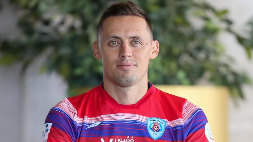 Uros Matic (Abha FC)