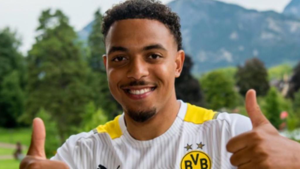 Donyell Malen (twitter Dortmund)