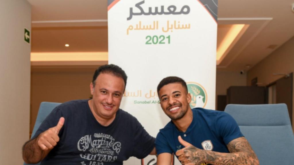 Paulinho (twitter Al Shabab)