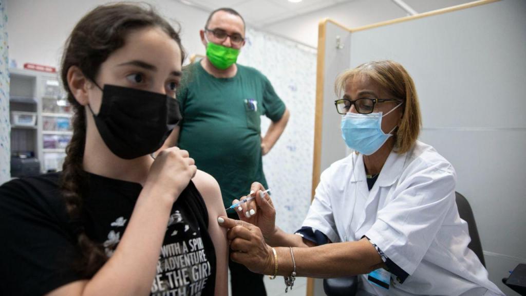 Vacinação em crianças