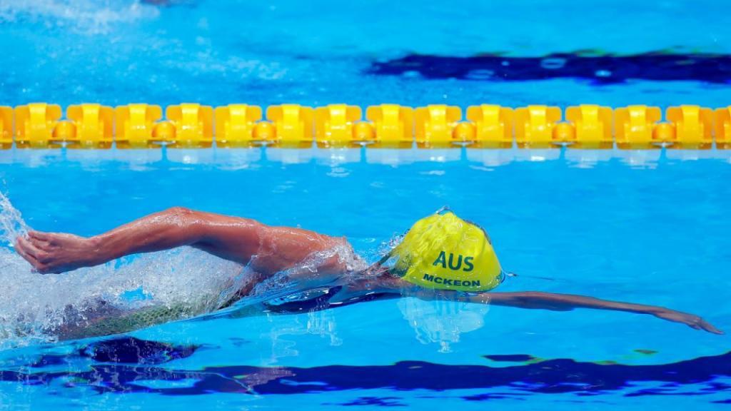 Emma McKeon bateu recorde olímpico dos 100 metros livres