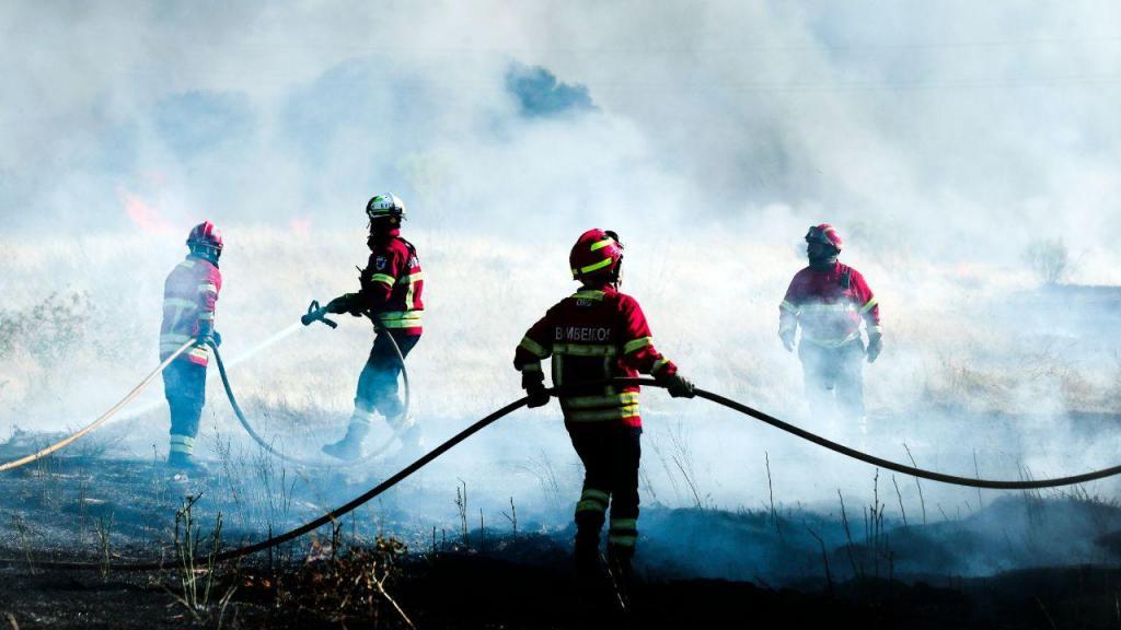 Incêndio em Elvas