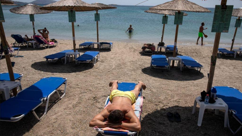 Calor na Grécia