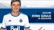 Ryan Gauld deixou a liga portuguesa e vai jogar na MLS