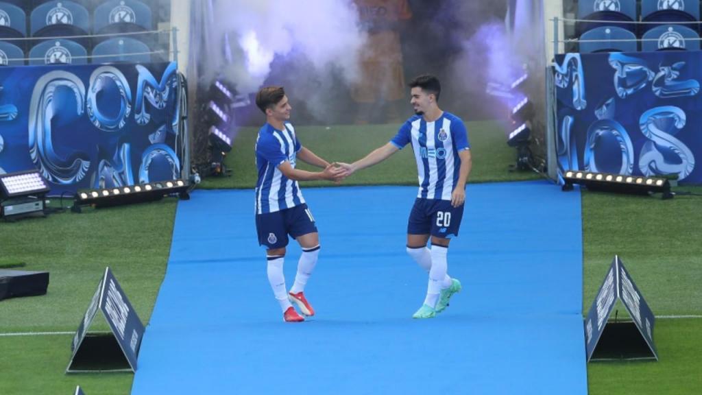 FC Porto apresenta equipa frente ao Lyon este sábado