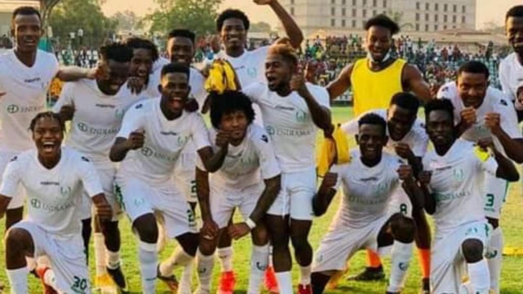 Sagrada Esperança é o novo campeão de Angola