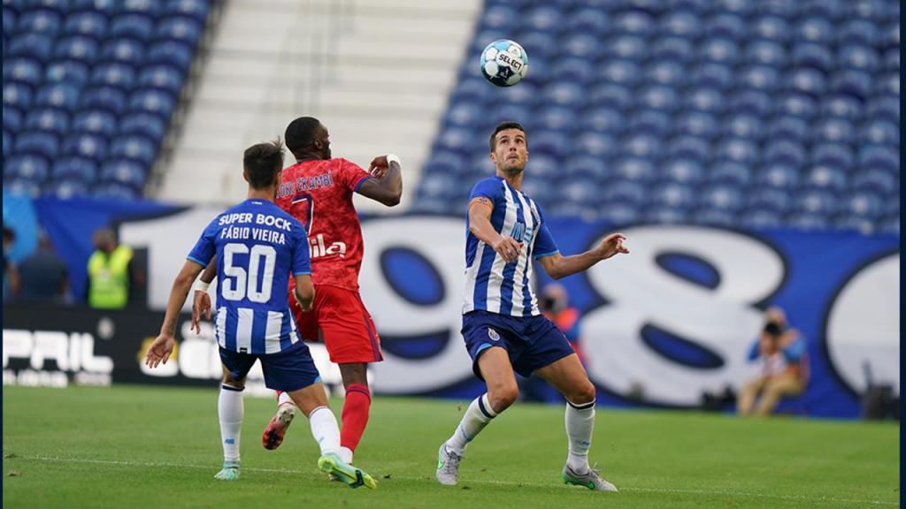 FC Porto-Lyon (foto FC Porto)
