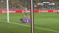 Que momento: Matheus nega o golo a Pedro Gonçalves com enorme defesa