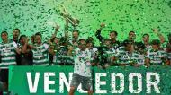 Sporting vence a Supertaça