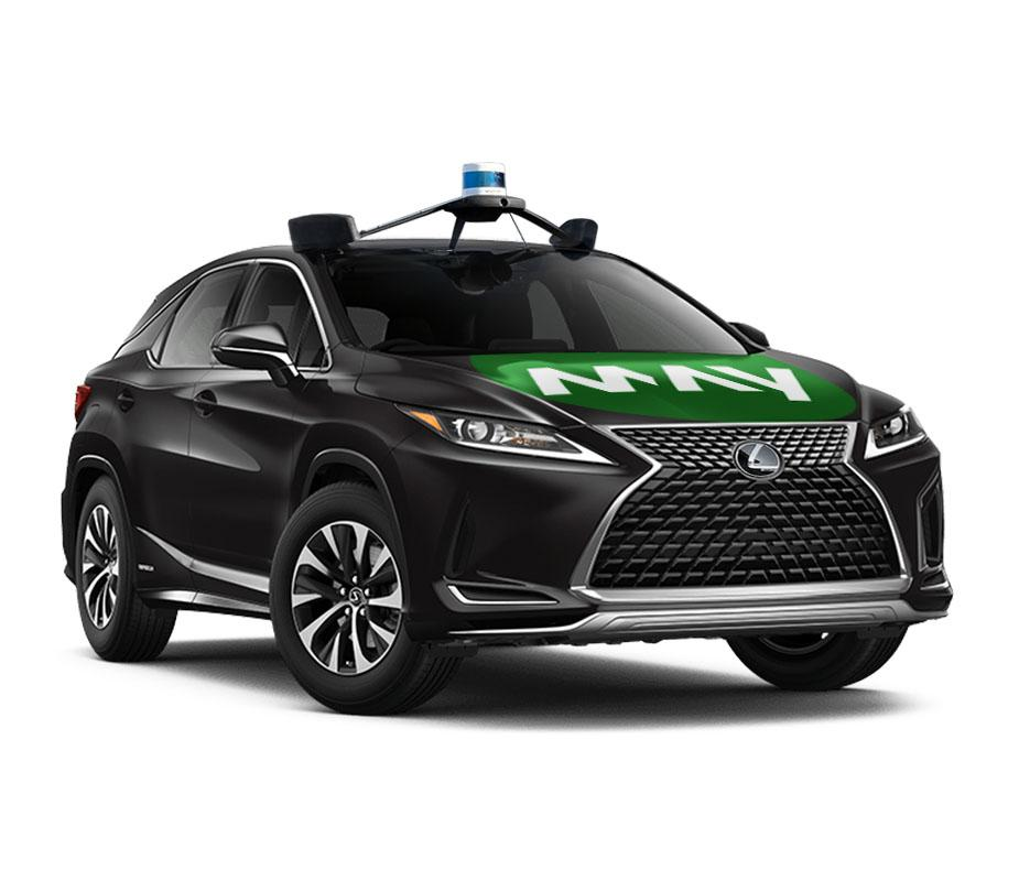 Lexus RX Automotive Tested Transportation in Indianapolis