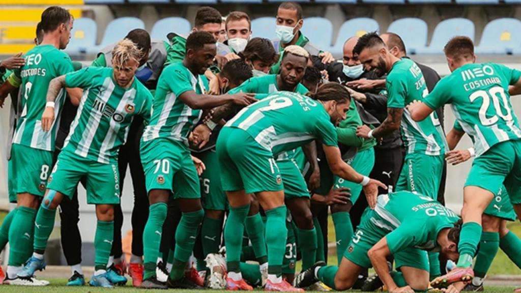 Taça da Liga: Arouca-Rio Ave