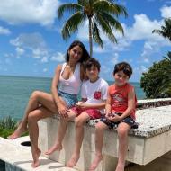 As férias de Leo Messi e Antonela Roccuzzo
