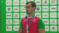 «Sinto-me de capaz de continuar a ganhar medalhas por Portugal»