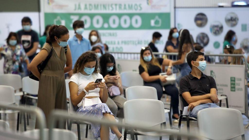 Vacinação de jovens na Madeira