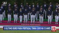 Esta já é a melhor prestação de sempre de Portugal nos Jogos Olímpicos