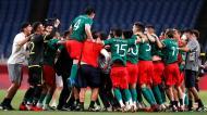 México bateu Japão e garantiu «bronze» em Tóquio