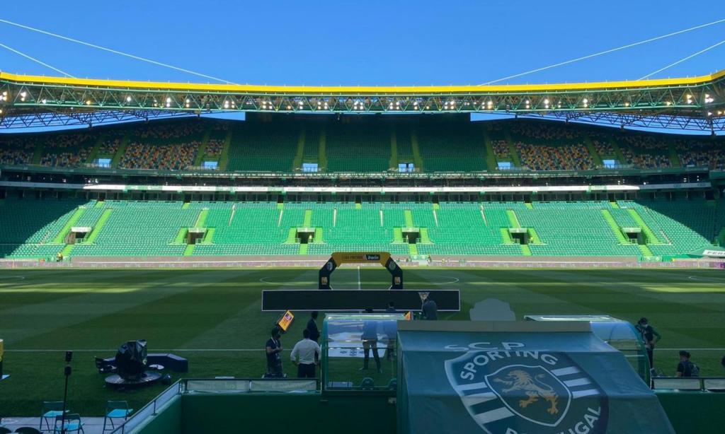 Estádio de Alvalade (Foto: Twitter Sporting)