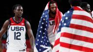 Tóquio2020: EUA conquistam torneio masculino de basquetebol pela quarta vez seguida (EPA/KIYOSHI OTA)