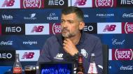 «O Sporting é favorito, mas há quatro equipas a lutar pelo título»