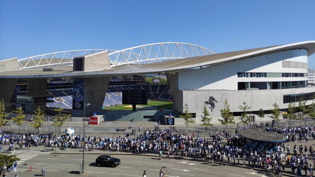 Estádio do Dragão (Vítor Hugo Alvarenga)