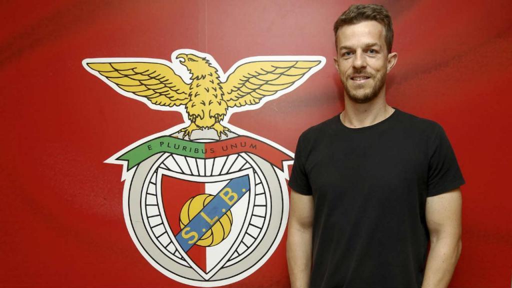 Marcel Matz (FOTO: SL Benfica)