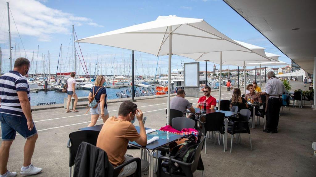 Restaurantes nos Açores