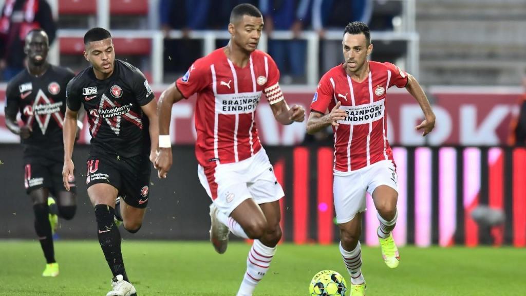 9) PSV Eindhoven - 50,50 milhões de euros