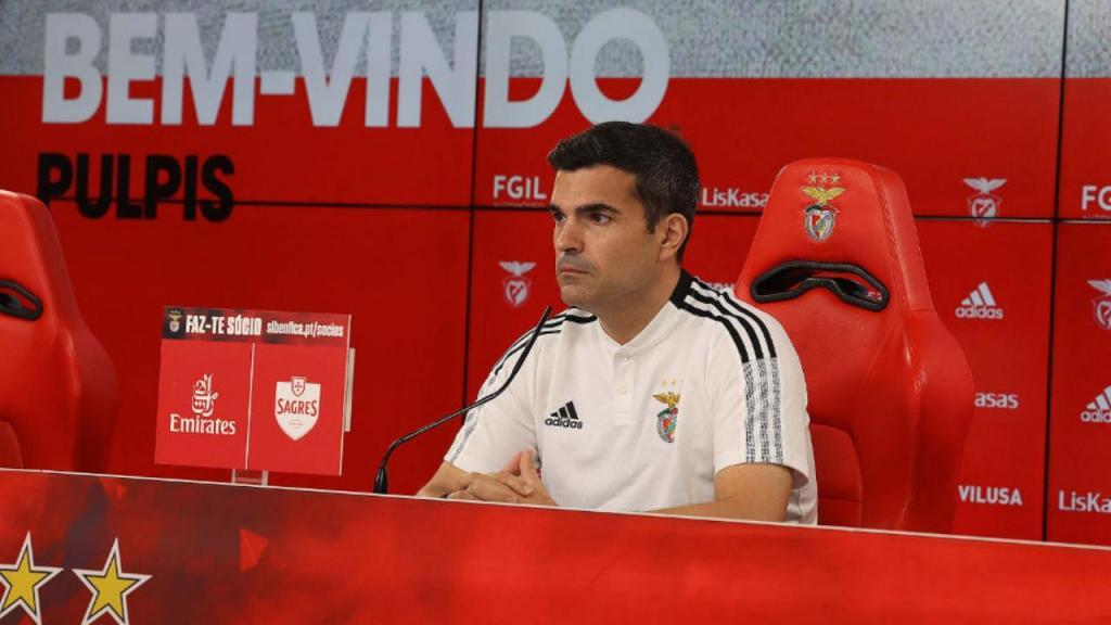 Pulpis (Fonte: Benfica futsal)