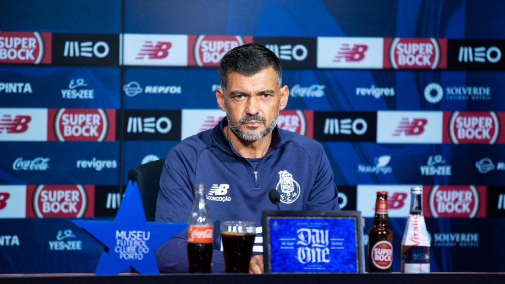 Sérgio Conceição (Foto FC Porto)