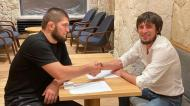Khabib Nurmagomedov muda-se para o futebol (Foto: Legion Dynamo)