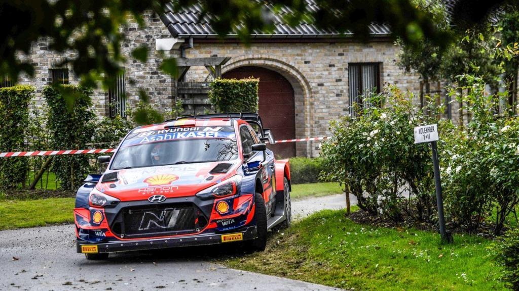 Thierry Neuville - Hyundai Motorsports